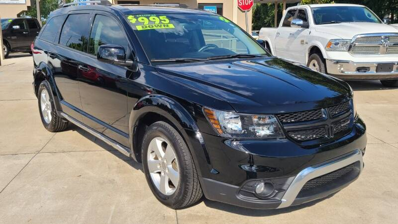 2017 Dodge Journey for sale at Dunn-Rite Auto Group in Longwood FL