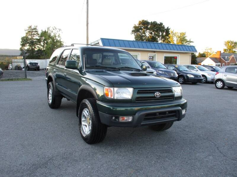 1999 Toyota 4Runner for sale at Supermax Autos in Strasburg VA