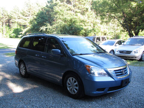 2010 Honda Odyssey for sale at White Cross Auto Sales in Chapel Hill NC