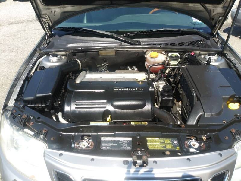 2004 Saab 9-3 for sale at JMV Inc. in Bergenfield NJ