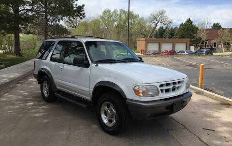 1998 Ford Explorer for sale at QUEST MOTORS in Englewood CO
