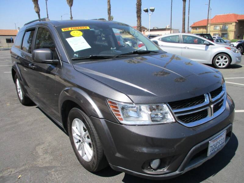 2014 Dodge Journey for sale at F & A Car Sales Inc in Ontario CA