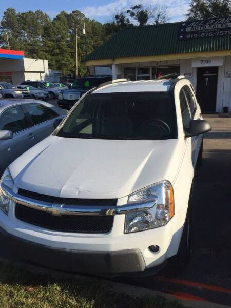 2008 Chevrolet Equinox for sale at All Star Auto Sales of Raleigh Inc. in Raleigh NC
