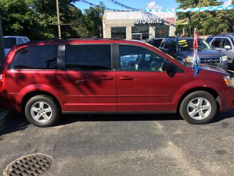 2010 Dodge Grand Caravan for sale at King Auto Sales INC in Medford NY