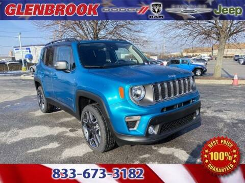 2021 Jeep Renegade for sale at Glenbrook Dodge Chrysler Jeep Ram and Fiat in Fort Wayne IN
