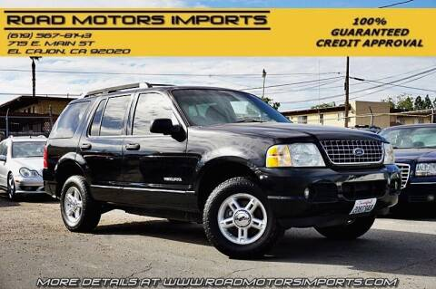 2005 Ford Explorer for sale at Road Motors Imports in El Cajon CA