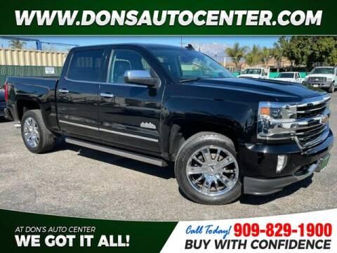2017 Chevrolet Silverado 1500 for sale at Dons Auto Center in Fontana CA