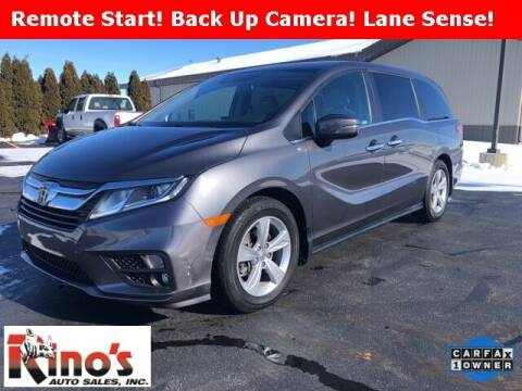 2019 Honda Odyssey for sale at Rino's Auto Sales in Celina OH