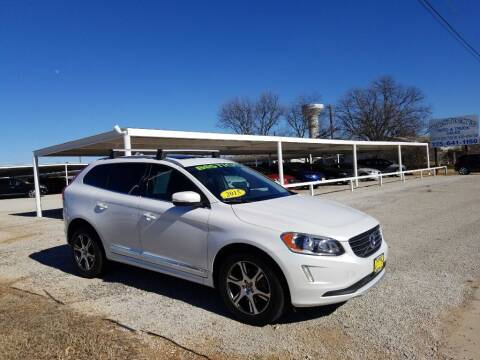 2015 Volvo XC60 for sale at Bostick's Auto & Truck Sales in Brownwood TX