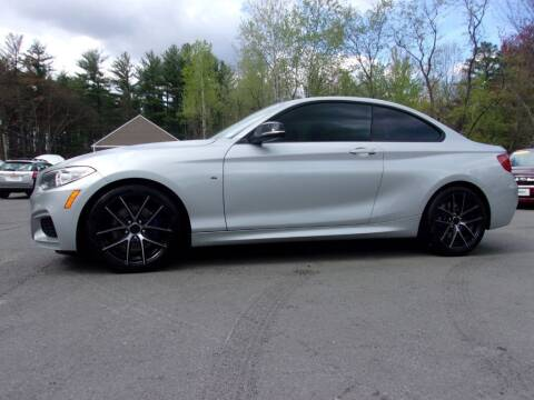 2016 BMW 2 Series for sale at Mark's Discount Truck & Auto Sales in Londonderry NH