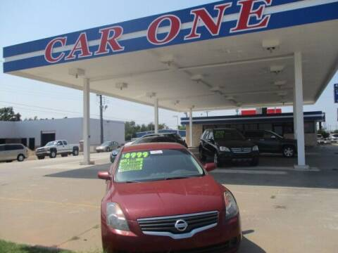 2007 Nissan Altima for sale at Car One in Warr Acres OK