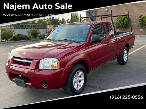2004 Nissan Frontier for sale at Najem Auto Sale in Sacramento CA