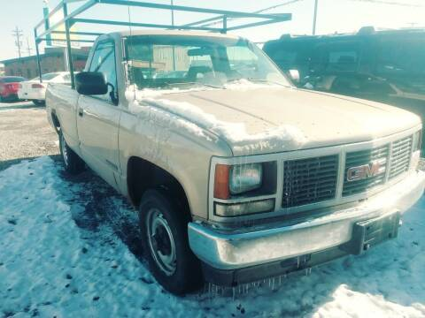 1993 GMC Sierra 1500 for sale at DK Super Cars in Cheyenne WY