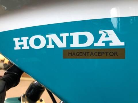 1989 Honda MAGENTACEPTOR