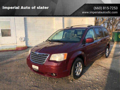 2008 Chrysler Town and Country for sale at Imperial Auto of Marshall - Imperial Auto Of Slater in Slater MO