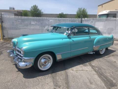 1949 Cadillac DeVille for sale at Classic Car Deals in Cadillac MI
