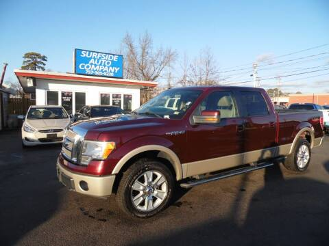 2009 Ford F-150 for sale at Surfside Auto Company in Norfolk VA