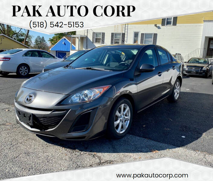 2011 Mazda MAZDA3 for sale at Pak Auto Corp in Schenectady NY