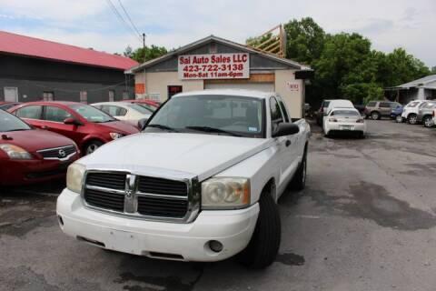2007 Dodge Dakota for sale at SAI Auto Sales - Used Cars in Johnson City TN