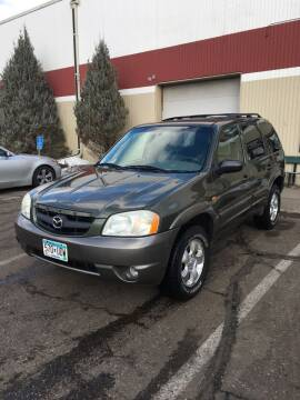 2002 Mazda Tribute for sale at Specialty Auto Wholesalers Inc in Eden Prairie MN