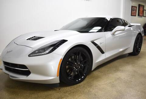 2016 Chevrolet Corvette for sale at Thoroughbred Motors in Wellington FL
