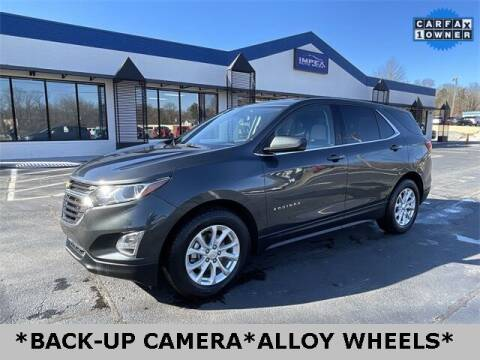 2019 Chevrolet Equinox for sale at Impex Auto Sales in Greensboro NC
