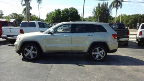 2011 Jeep Grand Cherokee for sale at Denny's Auto Sales in Fort Myers FL