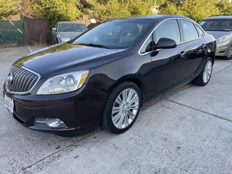 2013 Buick Verano for sale at Carspot Auto Sales in Sacramento CA
