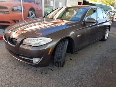 2013 BMW 5 Series for sale at Jays Used Car LLC in Tucker GA