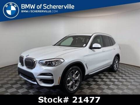 2021 BMW X3 for sale at BMW of Schererville in Shererville IN