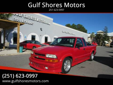 2003 Chevrolet S-10 for sale at Gulf Shores Motors in Gulf Shores AL