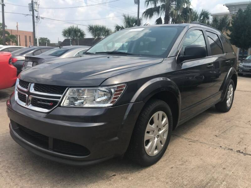 2018 Dodge Journey for sale at Discount Auto Company in Houston TX