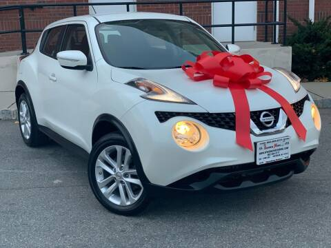 2016 Nissan JUKE for sale at Speedway Motors in Paterson NJ