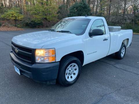 2009 Chevrolet Silverado 1500 for sale at Car World Inc in Arlington VA