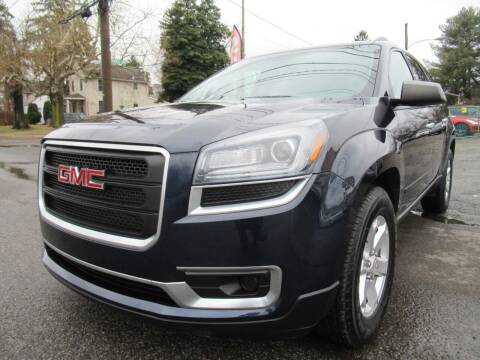 2015 GMC Acadia for sale at PRESTIGE IMPORT AUTO SALES in Morrisville PA
