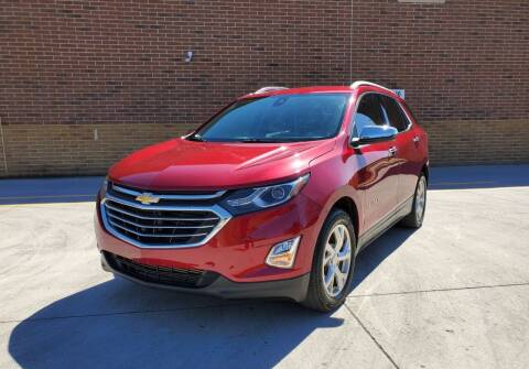 2018 Chevrolet Equinox for sale at International Auto Sales in Garland TX