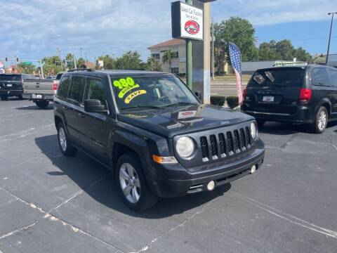 2014 Jeep Patriot for sale at Used Car Factory Sales & Service in Port Charlotte FL