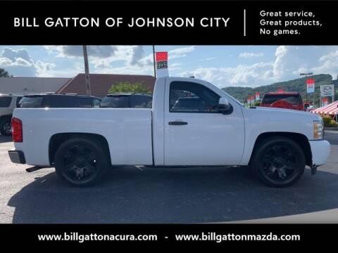 2013 Chevrolet Silverado 1500 for sale at Bill Gatton Used Cars - BILL GATTON ACURA MAZDA in Johnson City TN
