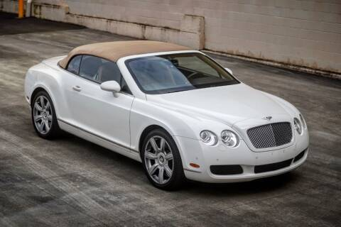 2007 Bentley Continental for sale at MS Motors in Portland OR
