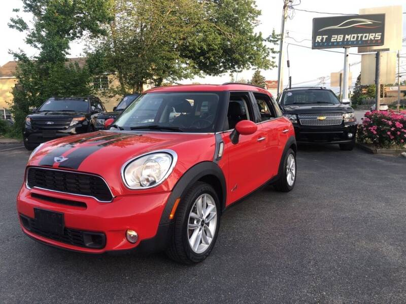 2011 MINI Cooper Countryman for sale at RT28 Motors in North Reading MA