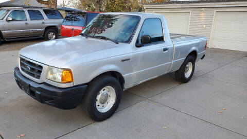 2002 Ford Ranger for sale at West Richland Car Sales in West Richland WA