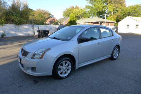 2010 Nissan Sentra for sale at FBN Auto Sales & Service in Highland Park NJ