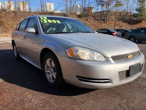 2013 Chevrolet Impala for sale at Car Man Auto in Old Forge PA