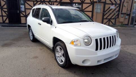 2008 Jeep Compass for sale at Used Car Showcase in Phoenix AZ