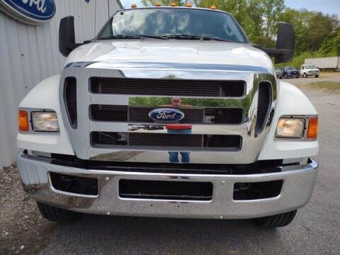 2015 Ford F-750 Super Duty for sale at CU Carfinders in Norcross GA