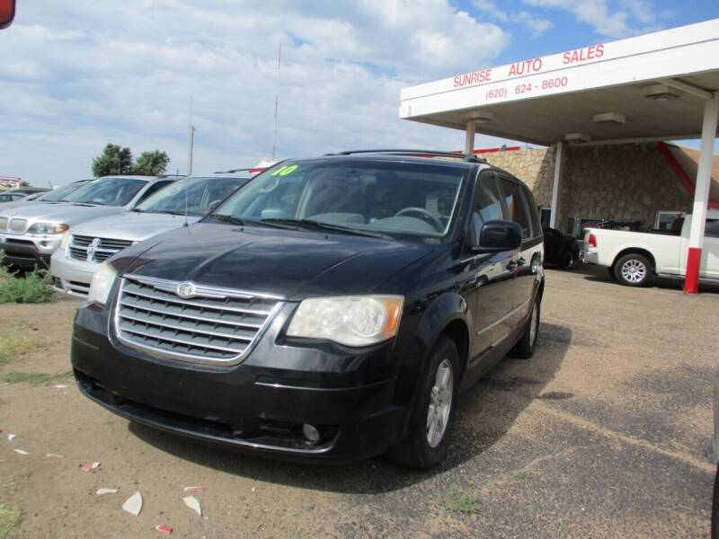 2010 Chrysler Town and Country for sale at Sunrise Auto Sales in Liberal KS