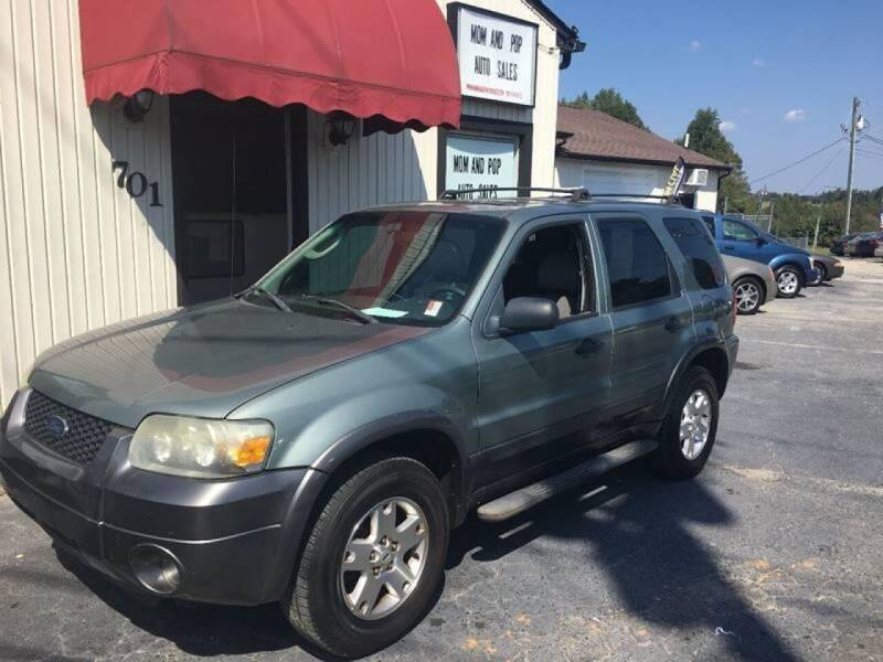 2006 Ford Escape for sale at Mom and Pop Auto Sales LLC in Thomasville NC