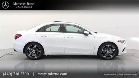 2021 Mercedes-Benz A-Class for sale at Mercedes-Benz of North Olmsted in North Olmsted OH