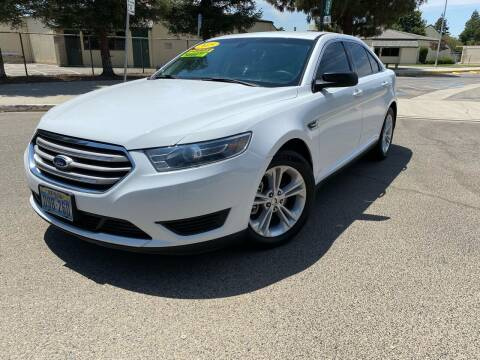 2015 Ford Taurus for sale at Used Cars Fresno Inc in Fresno CA