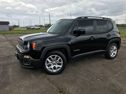 2018 Jeep Renegade for sale at Laguna Niguel in Rosenberg TX